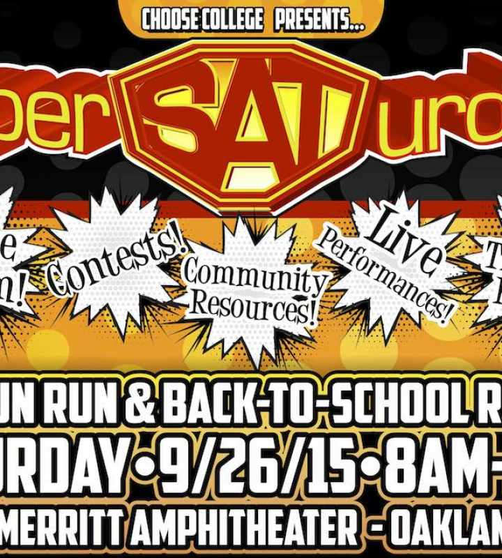 SuperSATurday Fun-Run & Back-to-School Rally